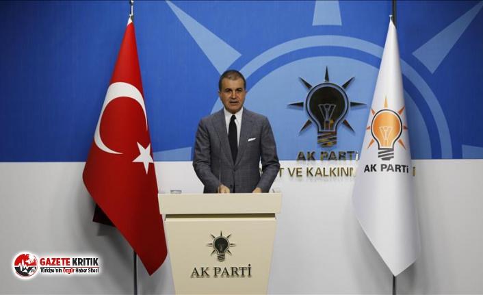 AKP'den Mustafa Akıncı'ya tepki: Basiretsizlik ve saygısızlık