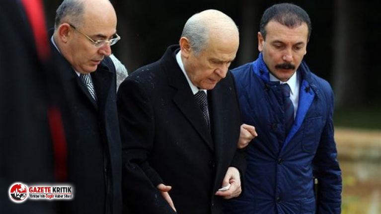 Bahçeli'nin sağlık durumu hakkında MHP'den açıklama