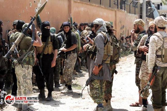 Barış Pınarı harekatı ile Suriye'de terör...
