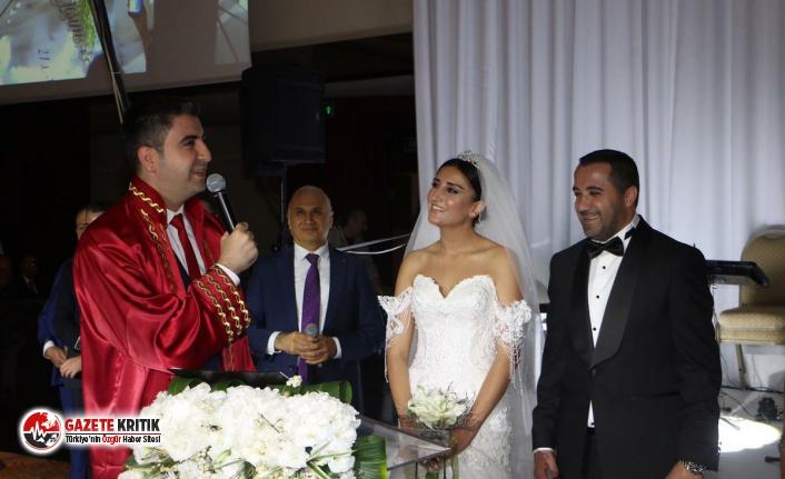 Başkan Yüksel, Meclis Başkanvekilinin nikahını...