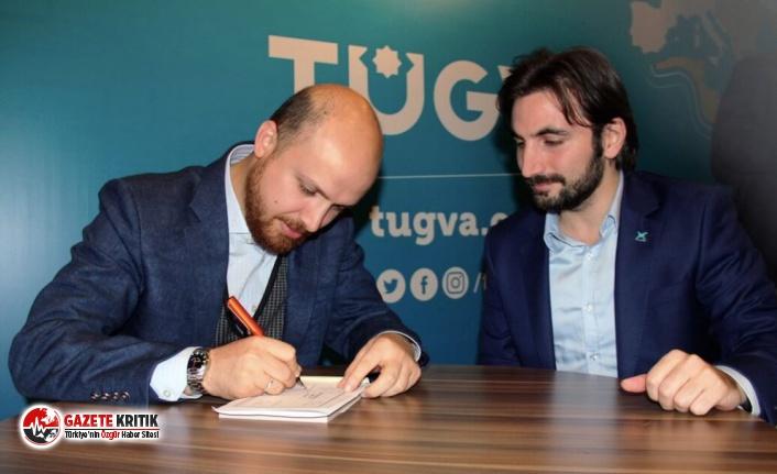 Bilal Erdoğan yönetimindeki TÜGVA, okullarda kulüp kurma çalışmalarına başladı