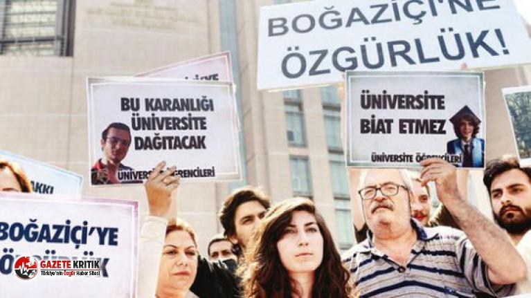 Boğaziçi Öğrencilerine Hapis Cezası İstemi