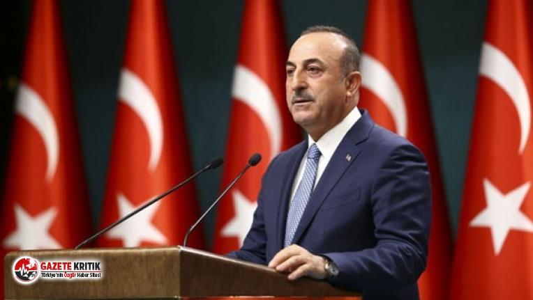 Çavuşoğlu: Türkiye'nin Savaşı Kürtlere...