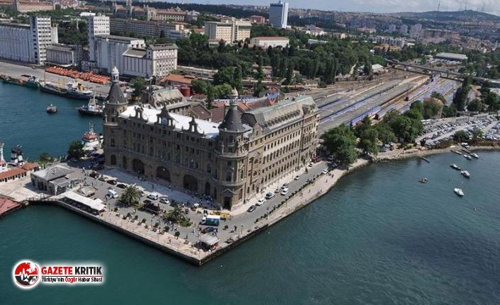 CHP'den Haydarpaşa ve Sirkeci Tepkisi