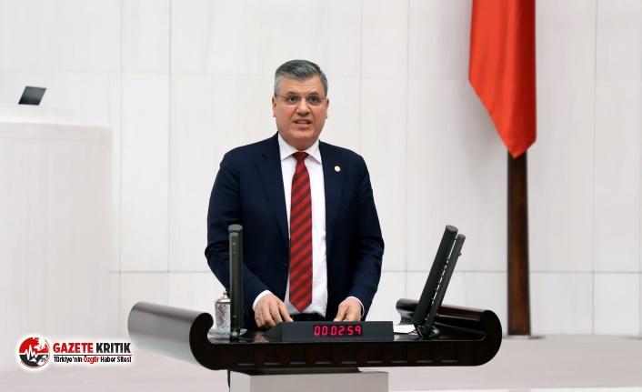 CHP'li Barut:Bitkisel Üretim Genel Müdürlüğü'ne...