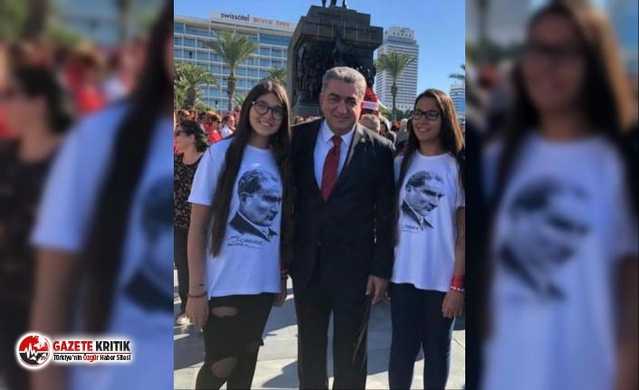 CHP'li Bedri Serter'den Dünya Kız Çocukları...