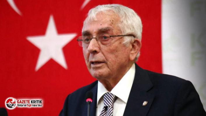 CHP'li eski milletvekili Ali Topuz hayatını kaybetti