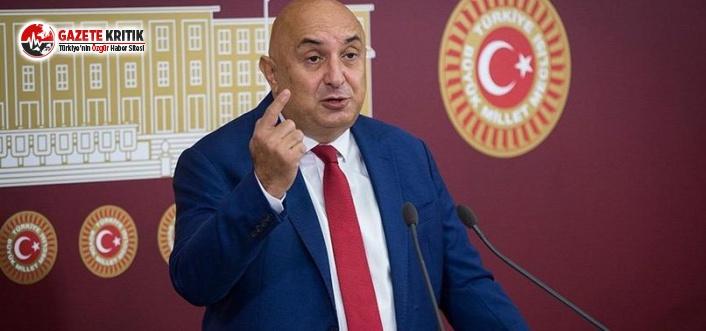 CHP'li Özkoç'tan Bağdadi Yorumu