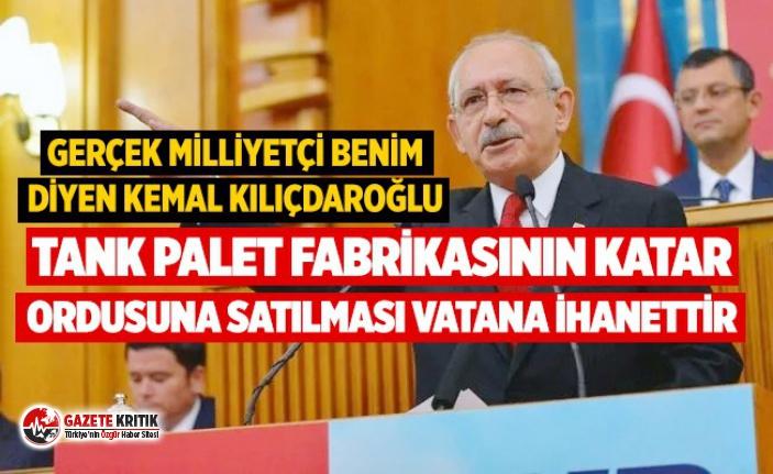 CHP LİDERİ KEMAL KILIÇDAROĞLU'NDAN ERDOĞAN'A...