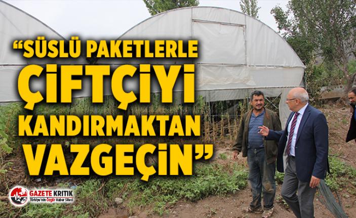 CHP'li Çakırözer'den Bakan Albayrak'a İVME...