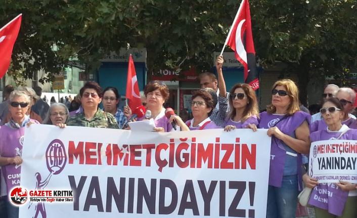 Cumhuriyet Kadınları Derneği: Barış Pınarı Harekatı ve Mehmetçik'i selamlıyoruz