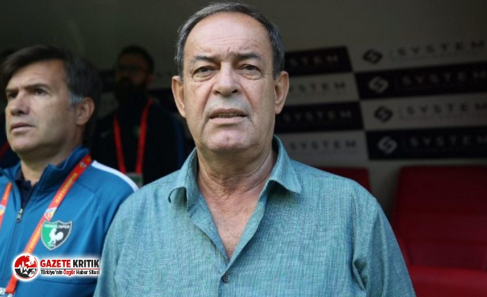 Denizlispor'da teknik direktör İldiz ile yollar...