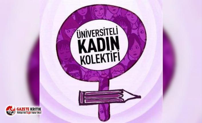 Ege Üniversitesi'nde taciz sonrası kadın kolektiflerinden rektöre çağrı!
