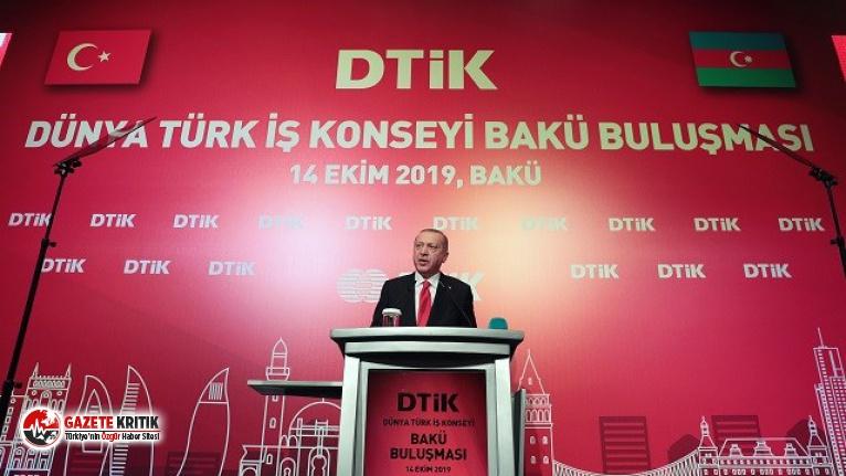 Erdoğan: Bir kere yükselen bayrak bir daha inmez
