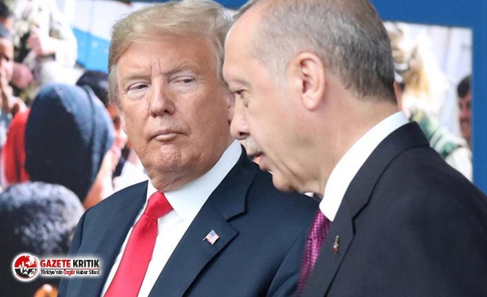 Erdoğan ve Trump, telefonda 'güvenli bölge'yi...
