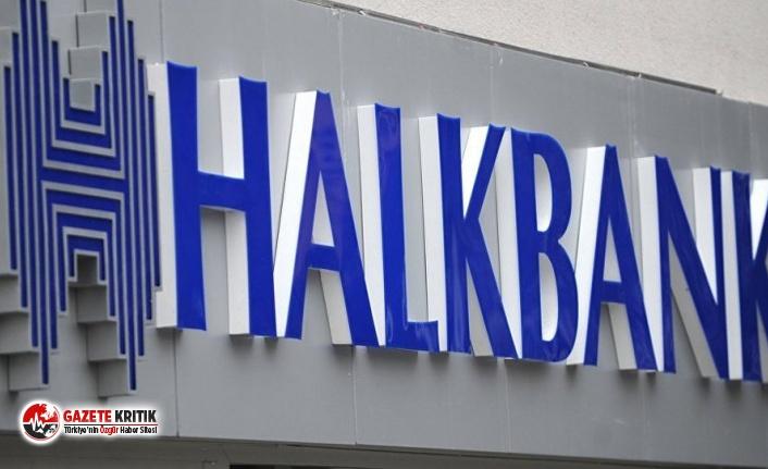 Halkbank'tan İddianame Açıklaması