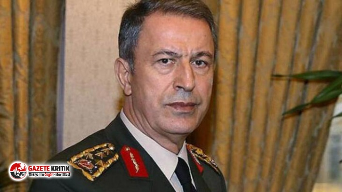 Hulusi Akar'dan IŞİD Açıklaması
