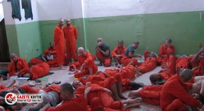 IŞİD cezaevlerini giren BBC: Sadece mahkum değil...