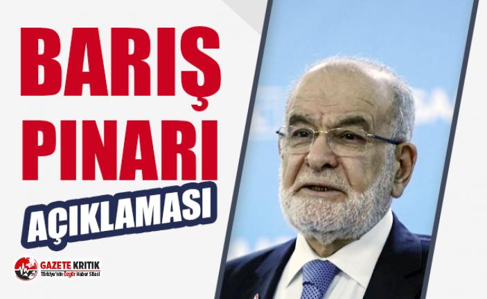Karamollaoğlu: Ordumuza başarı, devletimize feraset...