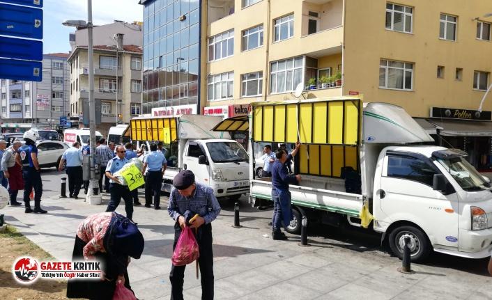 Kartal Belediyesi, Sokak İşgallerine Geçit Vermiyor