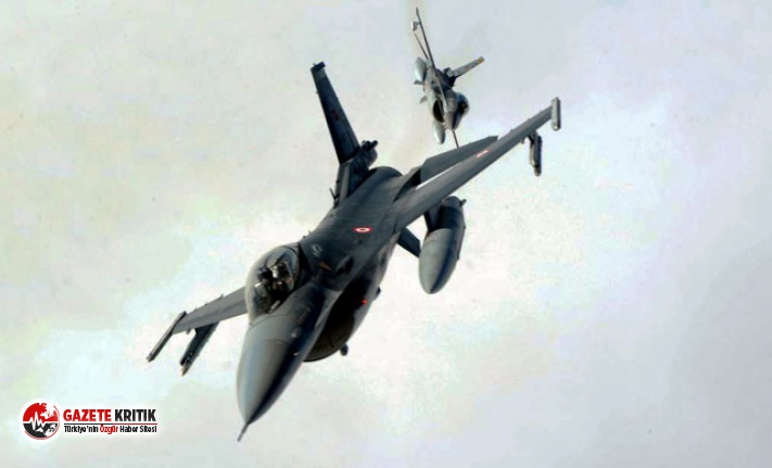 Kuzey Irak'ta 17 terörist etkisiz hale getirildi