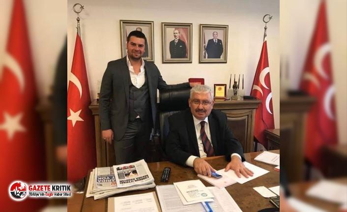 MHP Genel Başkan Yardımcısı Semih Yalçın'ın...