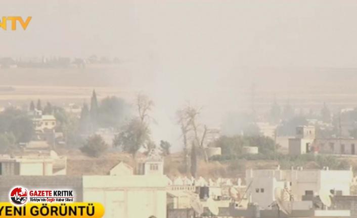 NTV: Resulayn'da dört patlama