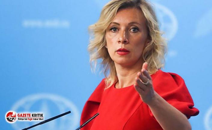 Rusya: ABD'nin Suriye'deki varlığının amaçlarını...