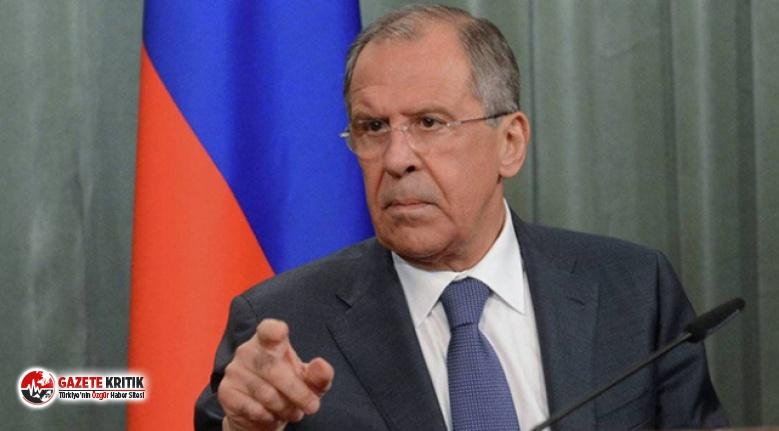 Rusya Dışişleri'nden Barış Pınarı Harekatı Açıklaması