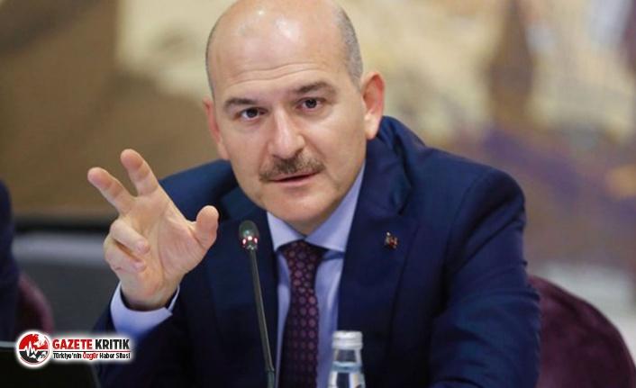Süleyman Soylu: O bölgeyi köy köy, aşiret aşiret,...