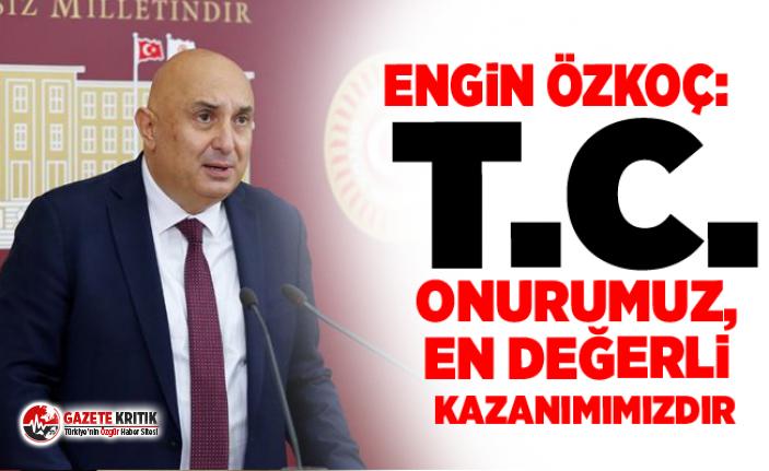 """TC TARTIŞMASI…ÖZKOÇ: """"ÖNERGEYİ SİZ VERİN,..."""