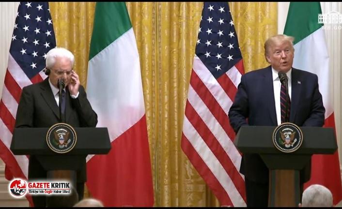 Trump'tan İtalya'ya Gaflar!