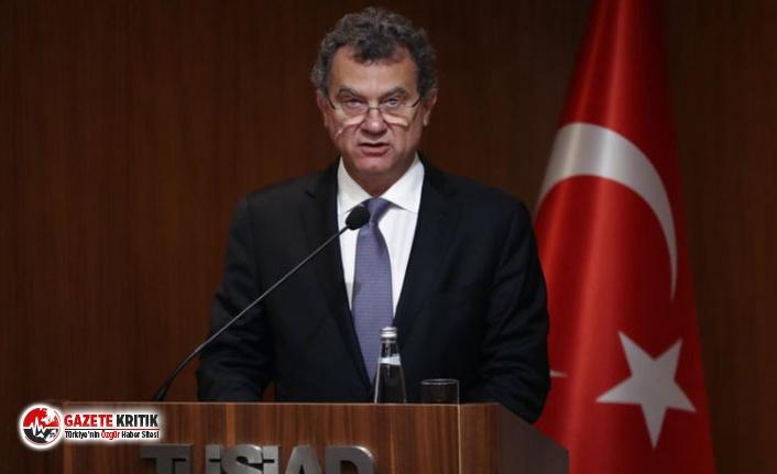 TÜSİAD, ABD ve AB'ye Barış Pınarı Harekatı Mektubu Yolladı