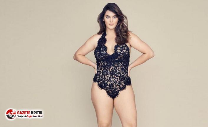 Victoria's Secret'ta bir ilk: Büyük beden...