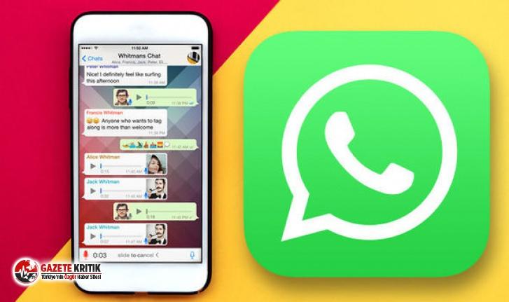 WhatsApp, iPhone İçin Yeni Güncellemeler Getirdi