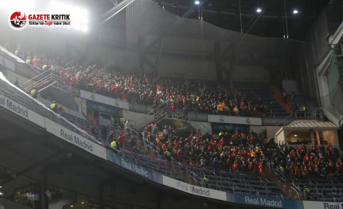 11 yabancı ile oynayan Galatasaray'da  taraftarlar:Adam gibi oynayın sabrımız taşıyor