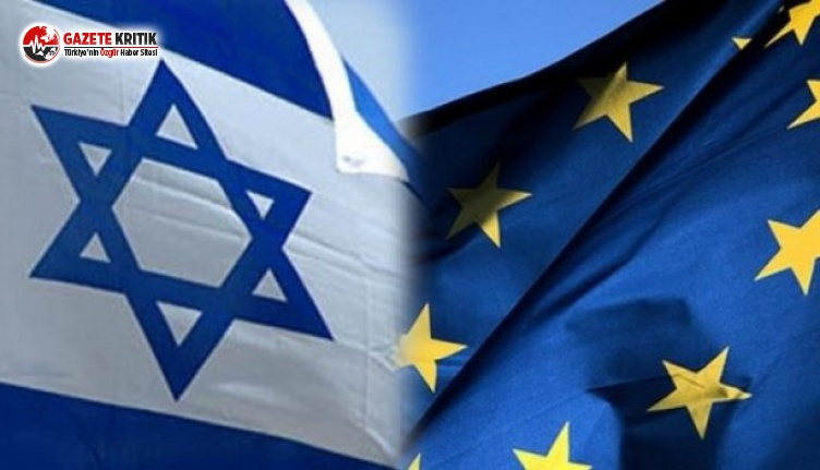 AB'den İsrail'e Büyük Şok!