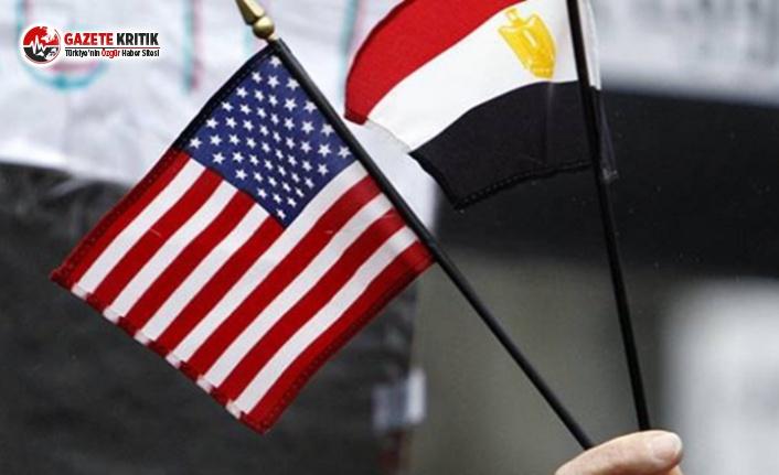 ABD, Türkiye'den Sonra Mısır'la da Gerildi!