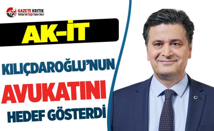Akİt Kılıçdaroğlu'nun Avukatı Celal Çelik'i hedef gösterdi!