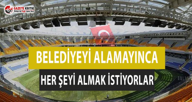 AKP Stadyumu da İBB'den Alıyor