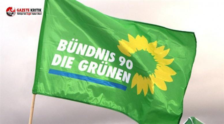 Almanya'da Yeşiller'den Türkiye'ye...