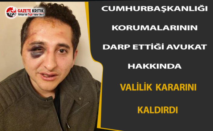 Avukat Sürenoğlu'nu Darp Edenler Hakkında...
