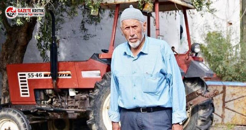 Barış Pınarı İçin Traktör ve Evini Bağışlayan...