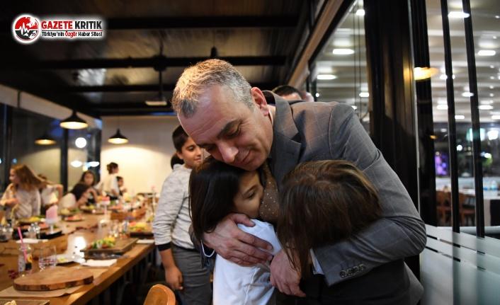 Başkan Esen: Çocuklarımıza Daha Güzel Bir Dünya...