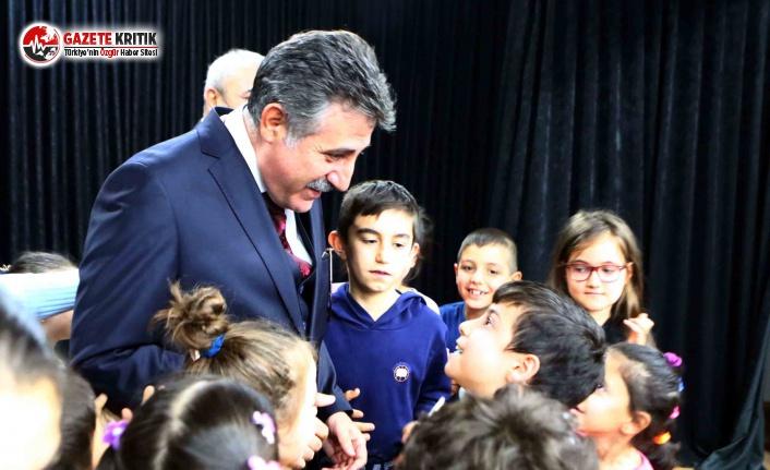 Başkan Sandal: Çocuklar Gözümüzün Nuru