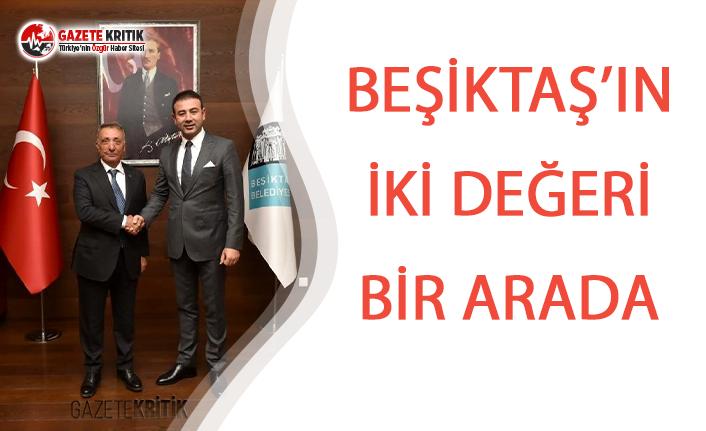 Beşiktaş'ın Başkanlarından Birlik ve Beraberlik Mesajı