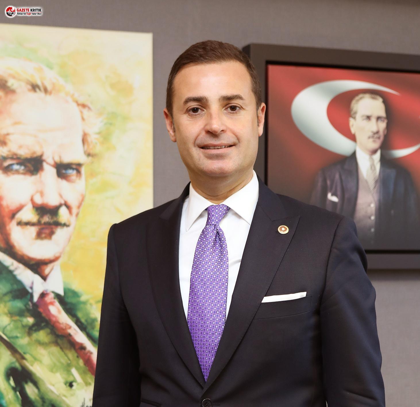 CHP'li Akın: Türk Milleti'nin Kalbinden...