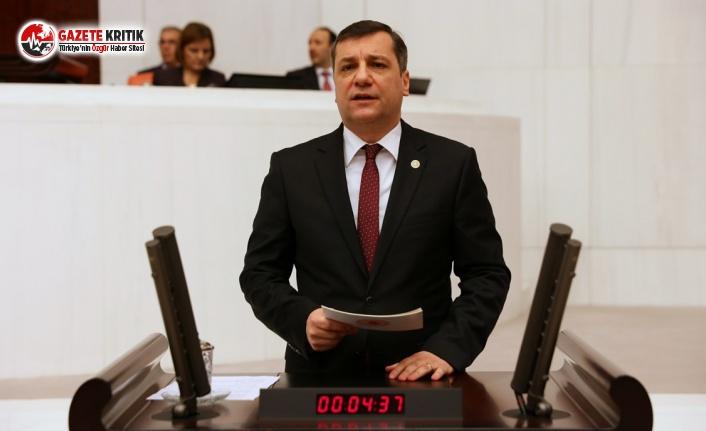CHP'li Ceylan: Ordusunun Fabrikasını Devreden...