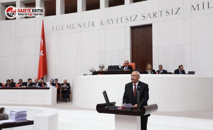 CHP'li Kaplan: EYT'lilerin Sorunlarını Çözmezseniz; Seçim Günü Veresiye Defteri Önünüze Gelir
