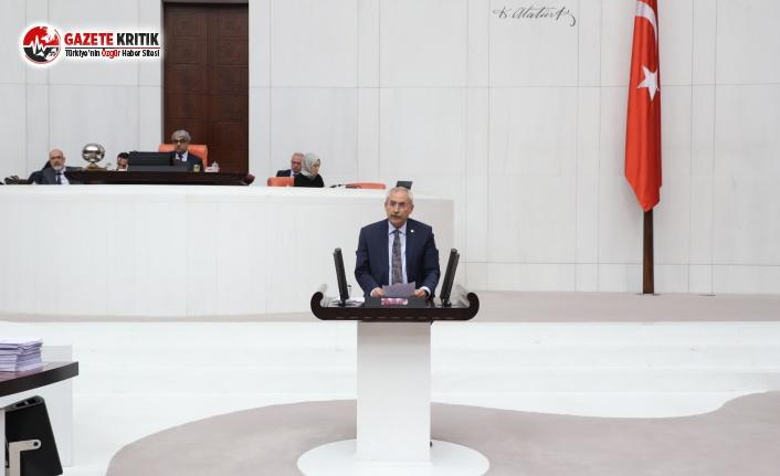 CHP'li Kaplan, Gaziantep'in Ulaşım Sorunlarını Meclis'e Taşıdı